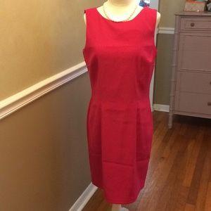 NWT Alyx fuschia Stretch sheath dress